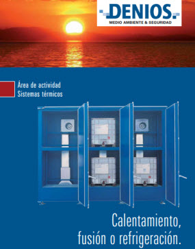Sistemas térmicos para productos químicos