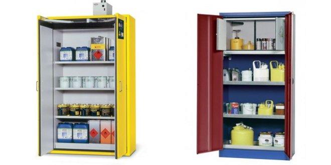 Consejos para el almacenamiento de productos qu micos for Procesos quimicos en la cocina