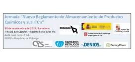 DENIOS y BEQUINOR charlarán en Expoquimia sobre el nuevo Reglamento APQ y sus ITC's